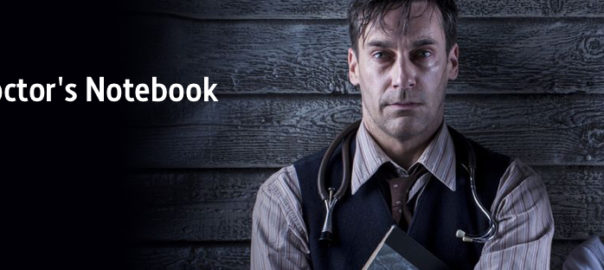 """Série : """"A Young Doctor's Notebook"""""""