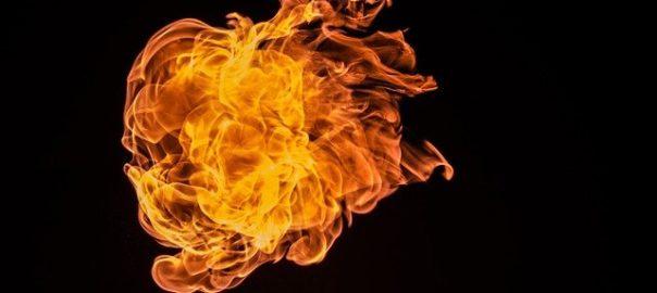 Une ivresse alcoolique atypique : la combustion spontanée